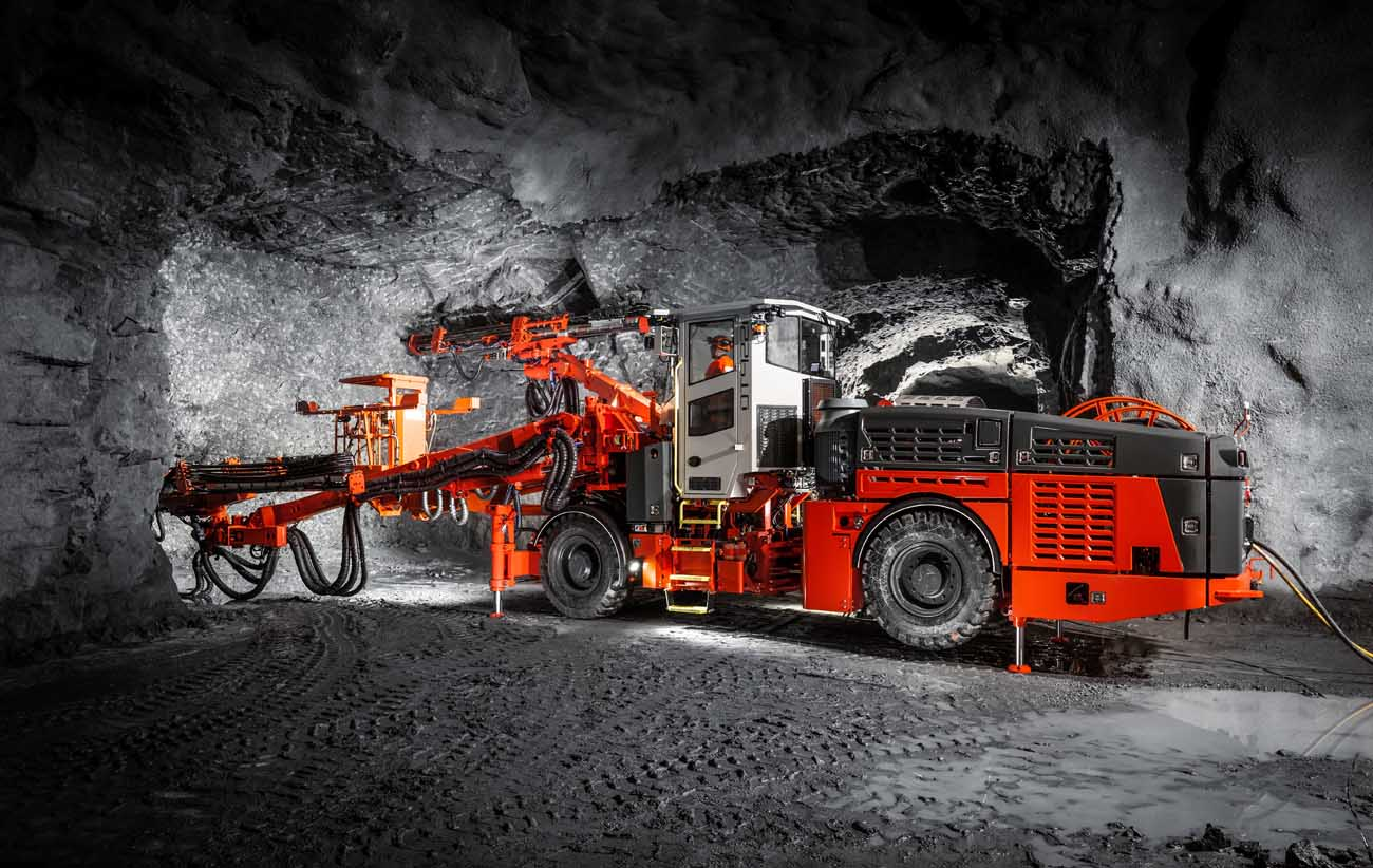 Sandvik Mining and Rock Technology, your productivity partner