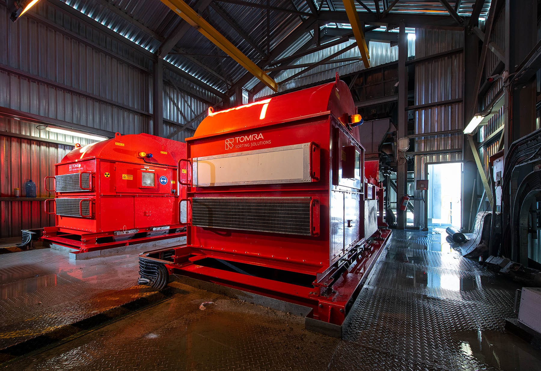 Profitable green mining is a reality with TOMRA's advanced sorting technologies