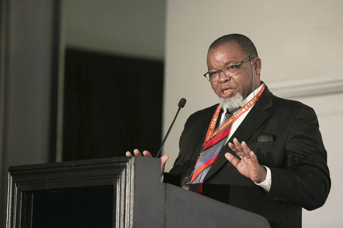 Coal is here to stay, SA's Mineral Resources Minister declares