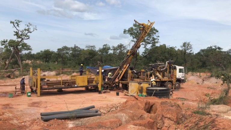 African Gold makes headway with 2019 drilling programme