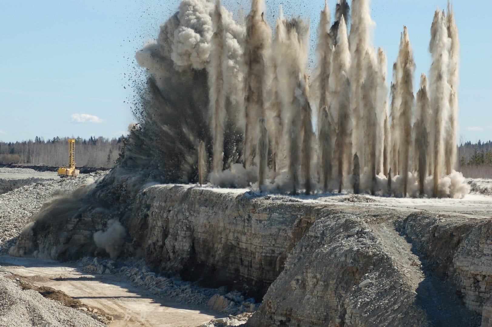 South Africa propels mining explosives market growth