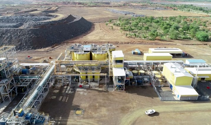 Security concerns underpin Perenti's exit from two contracts in Burkino Faso