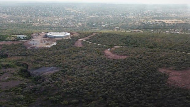 Lazenby bags manganese project in Botswana