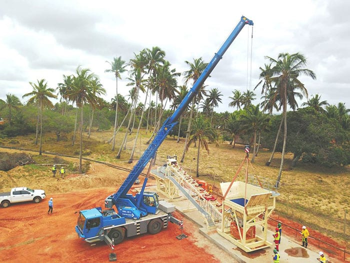 Mining concession issued for the Mutamba project in Mozambique