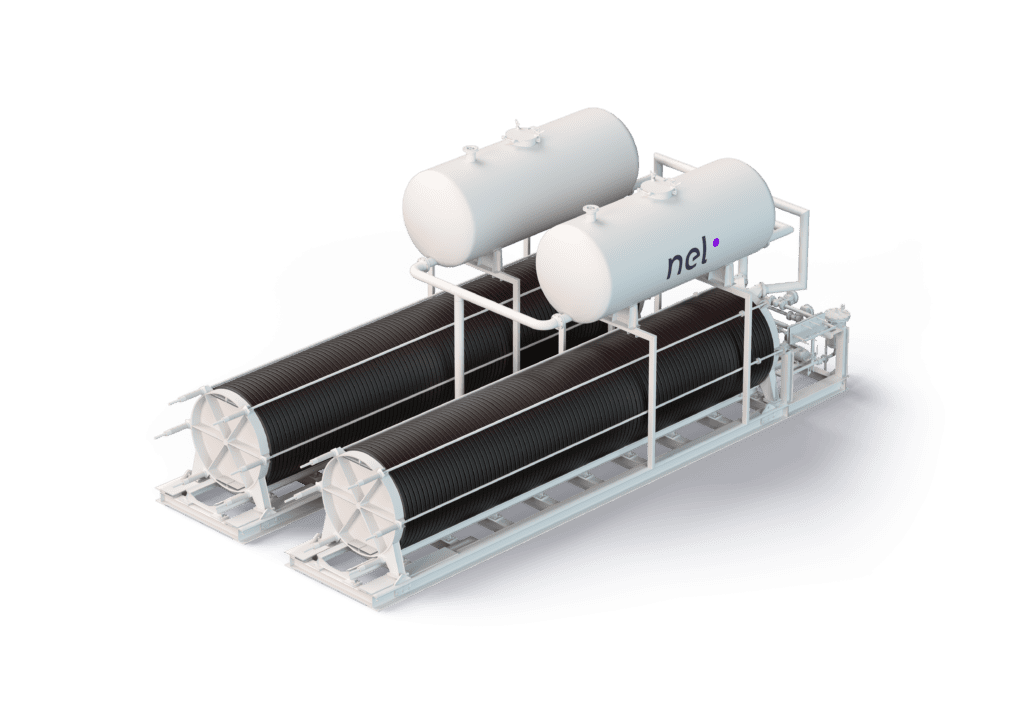 Nel receives purchase order for 3.5 MW electrolyser from ENGIE