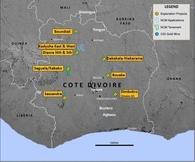 Roxgold reports successful drilling programme at Séguéla project
