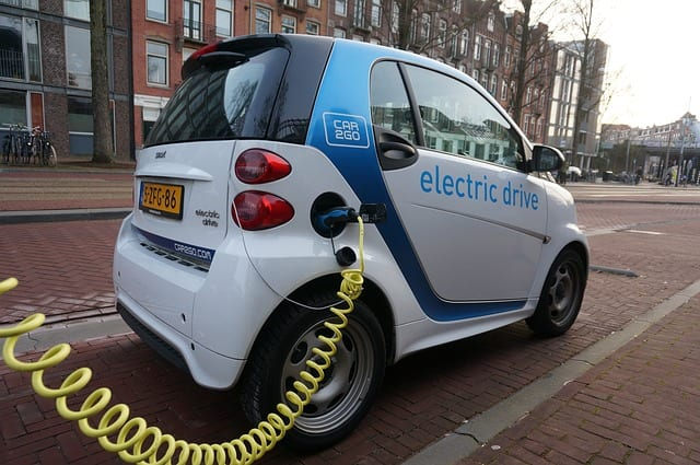 China's role in electric vehicles
