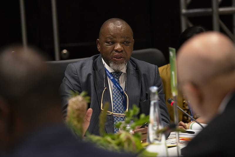 Legal experts weigh in on Mantashe address