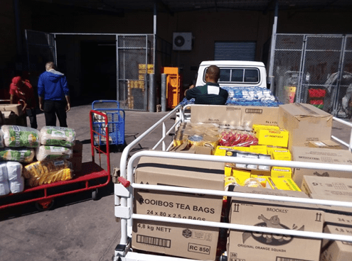 Helping communities during COVID-19