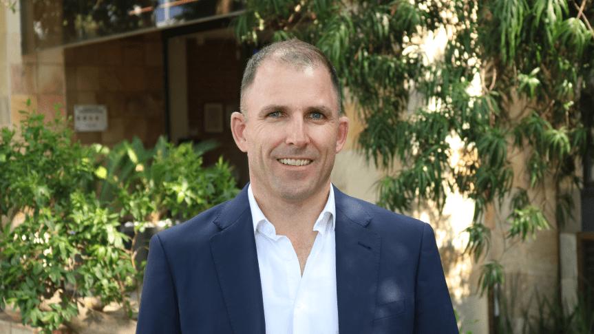Dylan Baxter head of sales at Raizcorp