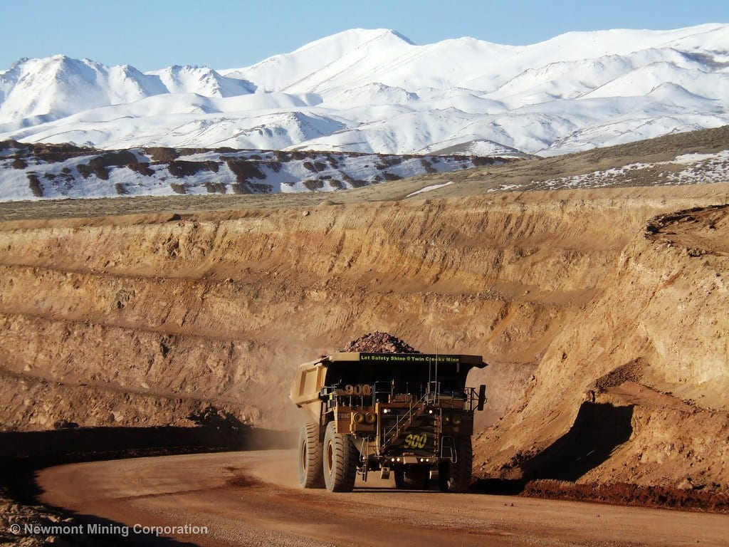 Nevada Gold Mines exceeds expectations
