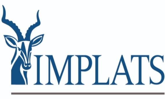 Charges withdrawn against Implats