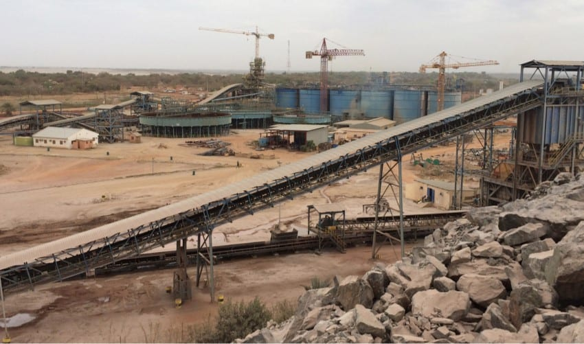 Barrick and AngloGold sell Morila stake in Mali