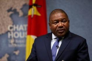 Mozambique president takes home prestigious award