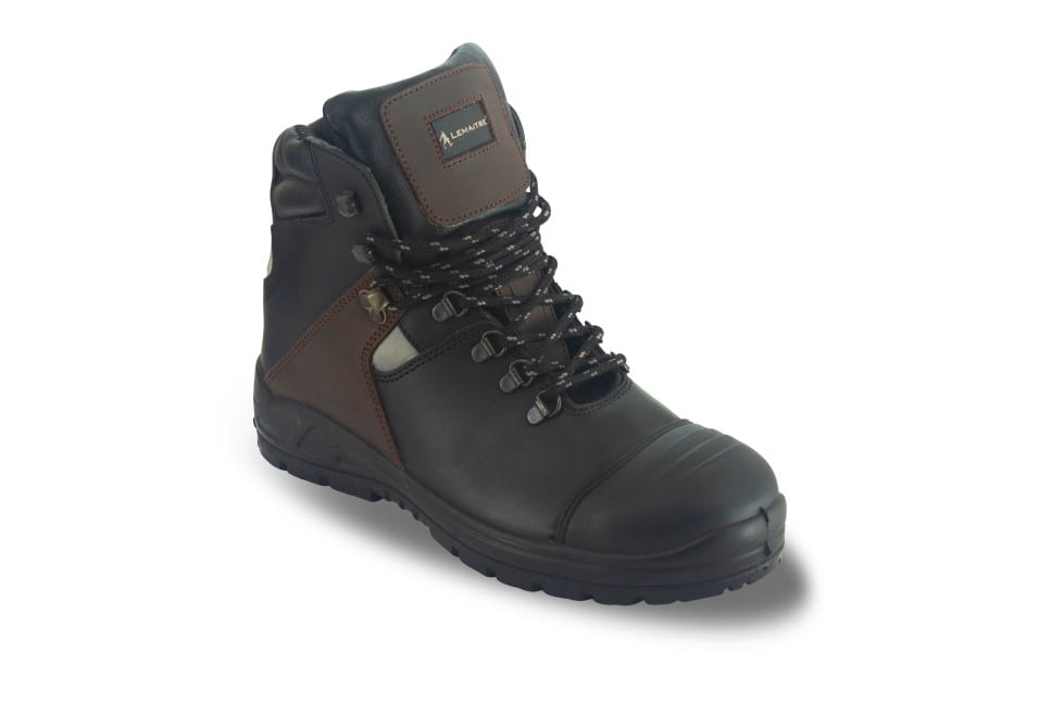 Supporting locally manufactured safety footwear