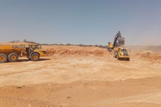 All systems go for Menar's East Manganese Mine