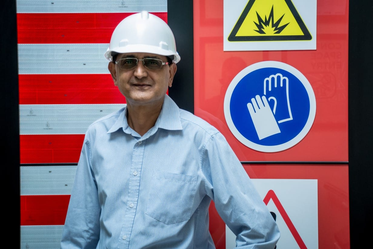 Improving health and safety at operations