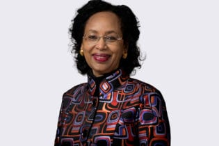 Anne Kabagambe newly appointed to Barrick Board