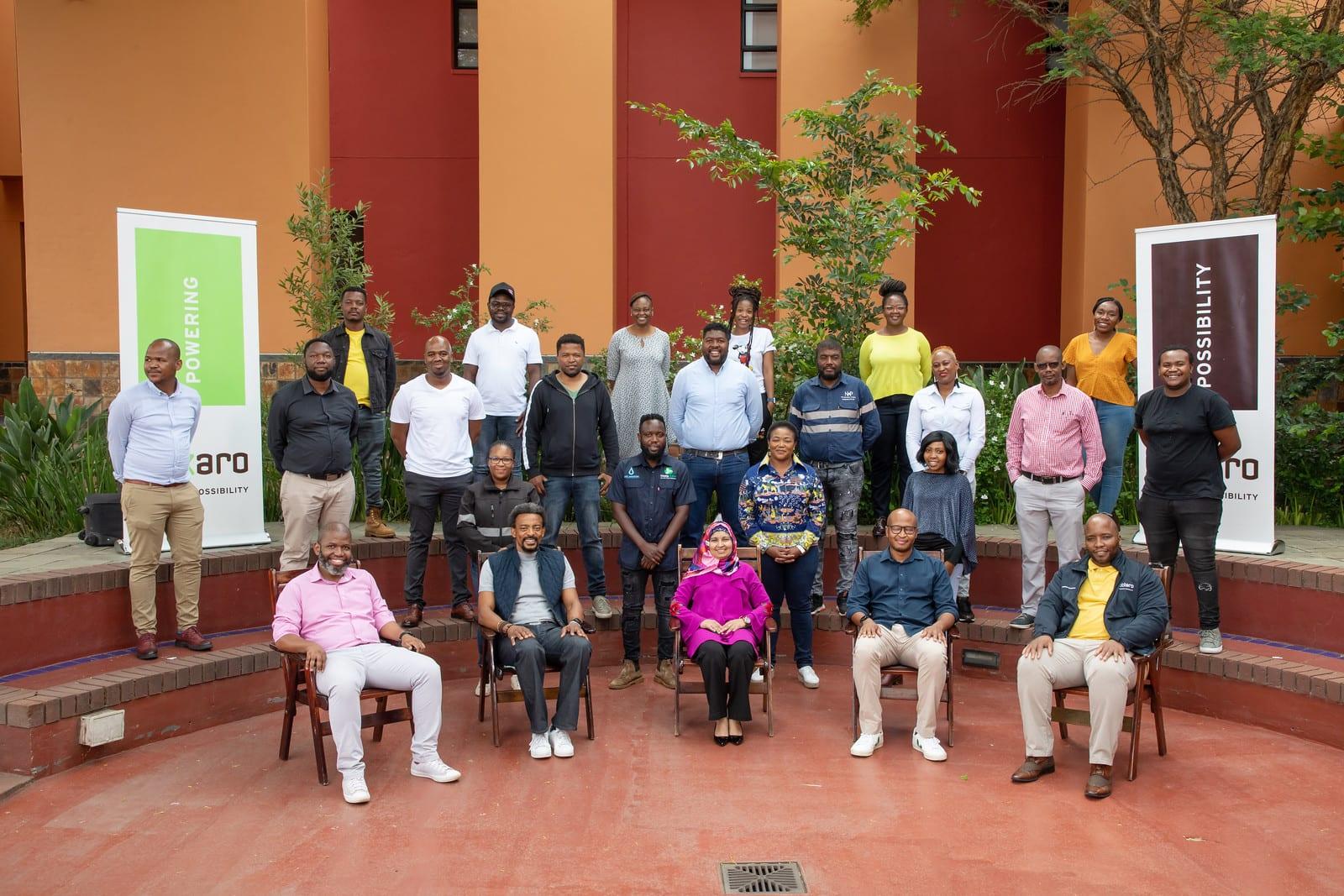 Empowering local entrepreneurs