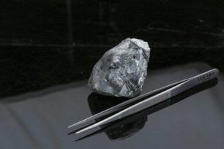 998 carat diamond recovered from Botswana
