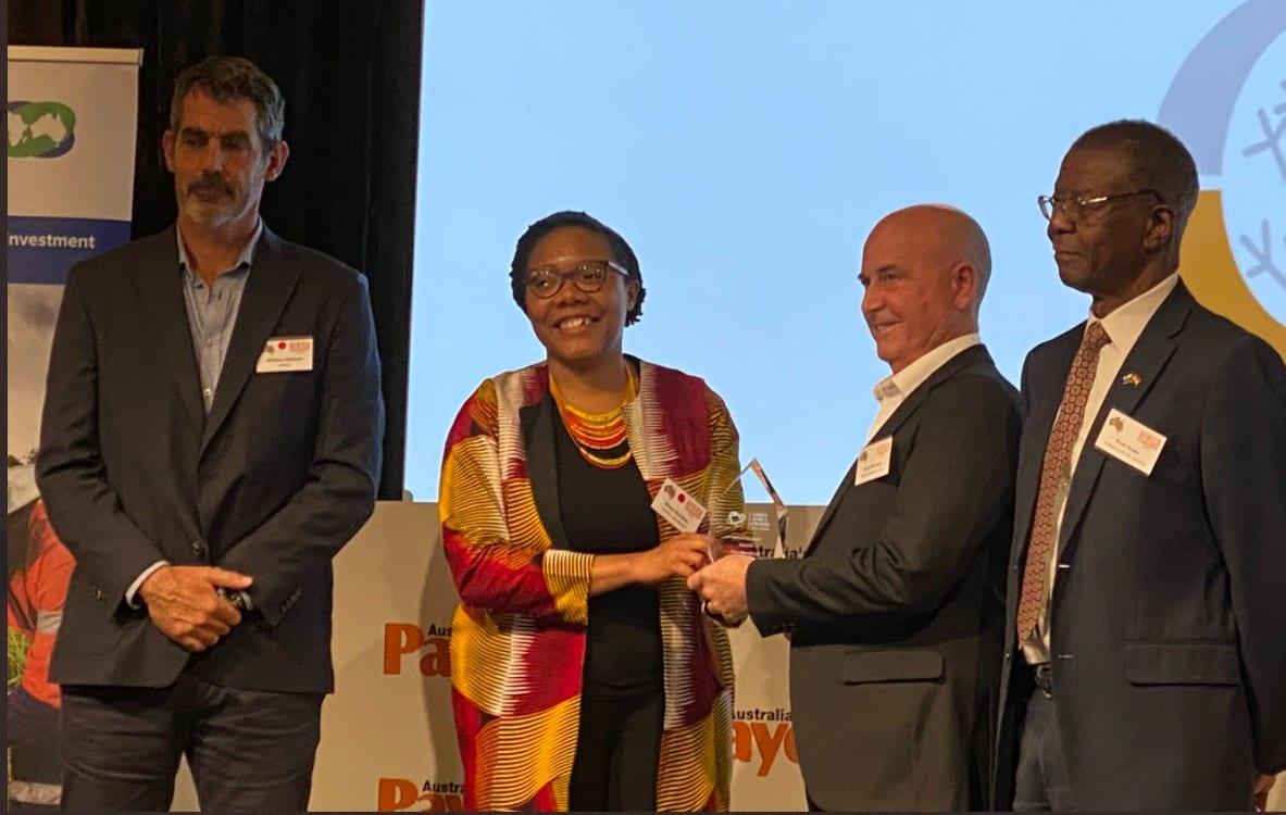 Orion Minerals wins AAMEG Award