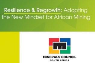 MCSA partnership for Mining Indaba Virtual event