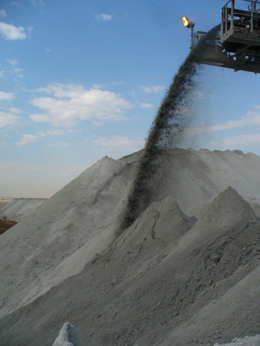 Putting coal ash to good use
