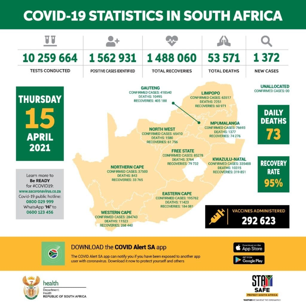 B4SA gives update on Covid-19 vaccine roll-out in SA