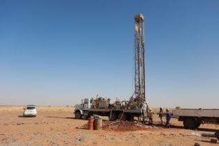 GoviEx secures drilling contracts with ESAFOR & FORACO