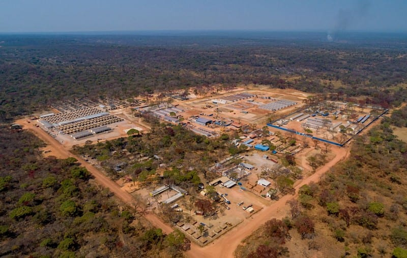 Board changes at Ivanhoe's Kamoa Copper