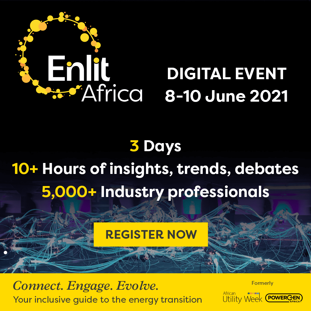 Here's what to expect at Enlit Africa