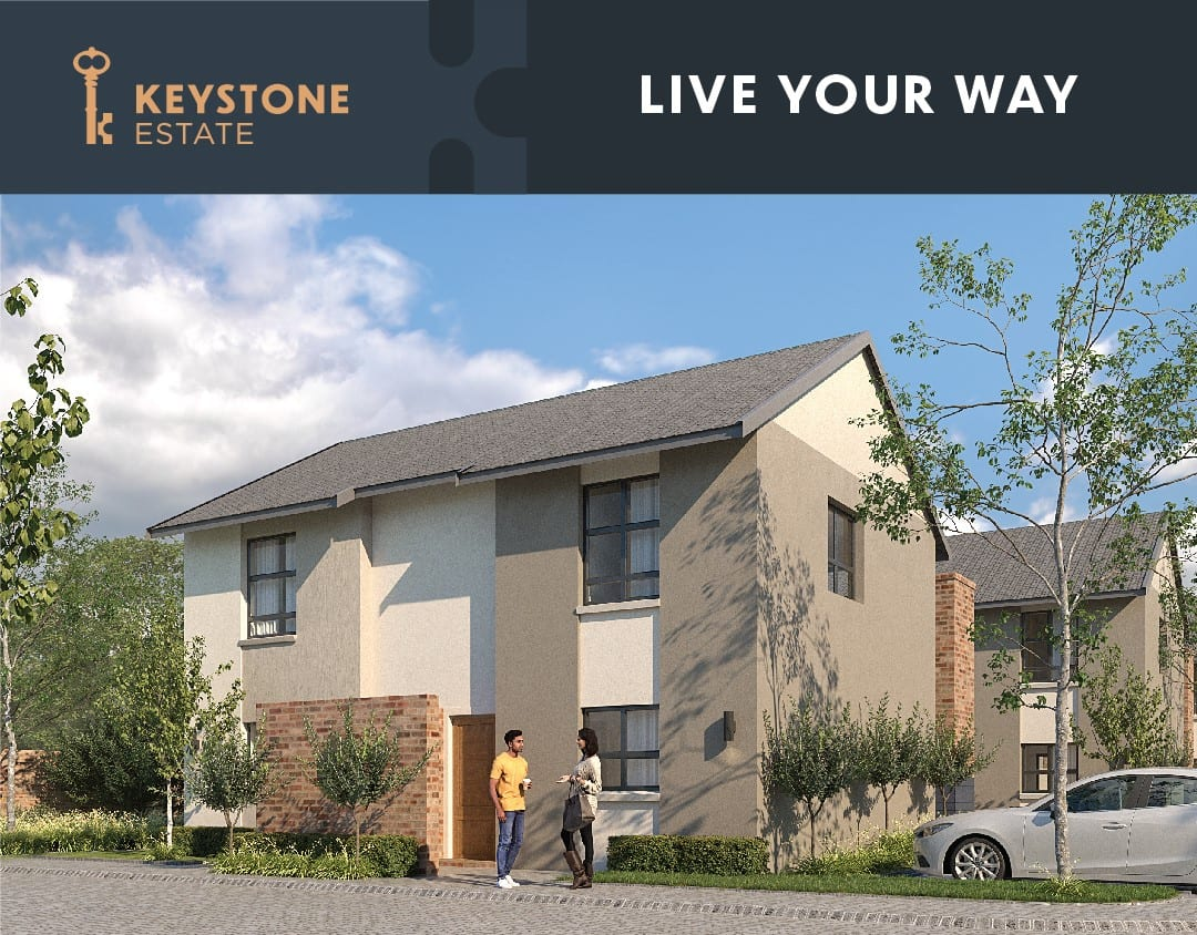 Keystone Estate connects Ermelo residents to estate living