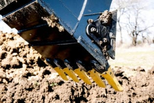 New excavator tooth system