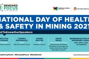 National Day of Health and Safety in Mining 2021