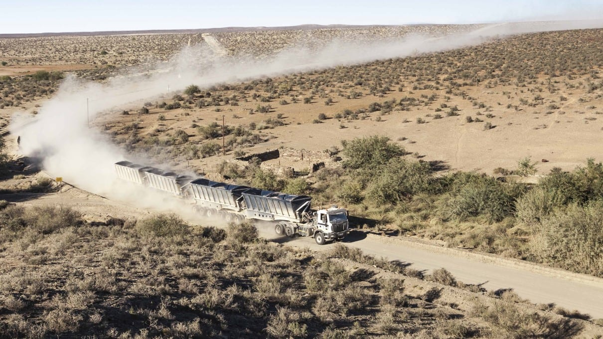 Road trains lead the way in road freight haulage innovation
