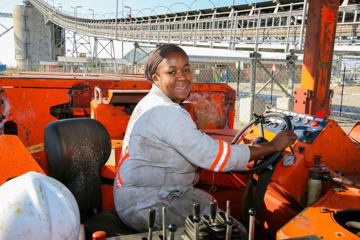 Women in mining: Changing mindsets and challenging stereotypes
